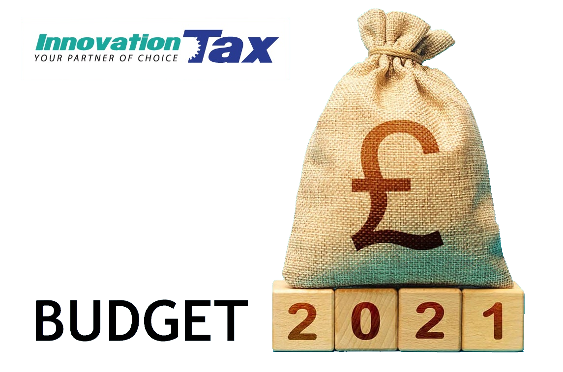 , Spring Budget 2021, Innovation Tax